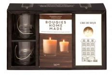 Coffret Bougies home made