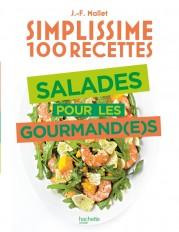 Simplissime 100 recettes : Salades pour les gourmand(e)s