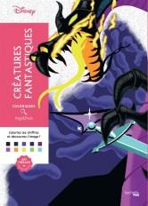 Coloriages mystères Disney Créatures fantastiques