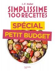 Simplissime 100 recettes spécial petit budget