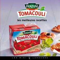 Les meilleures recettes au tomacouli de Panzani