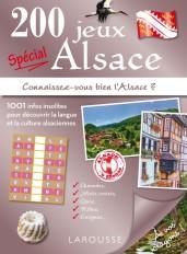 200 jeux Spécial Alsace