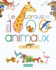 Le Larousse des 1000 mots des animaux