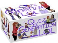 Le Quiz Génération LOL