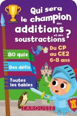 Additions-Soustractions Qui sera le champion ?
