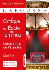 La critique de L'Ecole des femmes- L'impromptu de Versailles