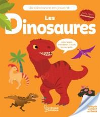 Je découvre en jouant - Les dinosaures