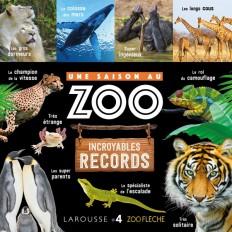 UNE SAISON AU ZOO Incroyables records