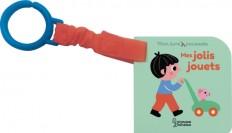 Mon livre-poussette - Mes jolis jouets