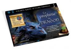 ESCAPE GAME spécial famille La prophétie du dragon