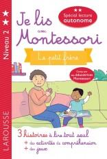 Je lis avec Montessori - Le petit frère