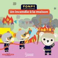 Pompy - Un incendie à la maison