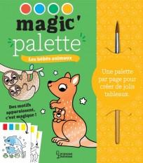 Magic'Palette : les bébés animaux