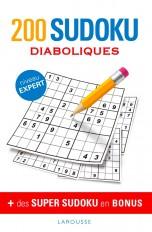200 Sudoku diaboliques