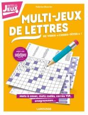 Multi-jeux de lettres