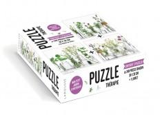 Puzzle Mon petit jardin d'intérieur