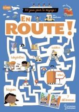 En route: cahier de jeux 100% vacances