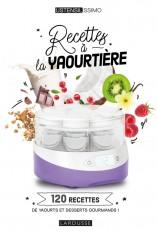 Recettes à la yaourtière