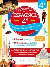 Cahier Larousse Espagnol 4e