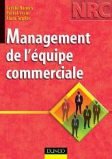 Management de l'équipe commerciale - Manuel
