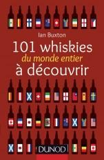 101 whiskies du monde entier à découvrir