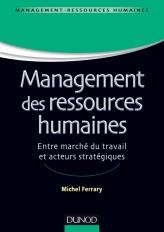Management des ressources humaines - Marché du travail et acteurs stratégiques
