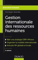 Gestion internationale des ressources humaines - 4e éd.