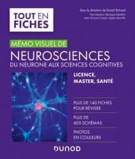 Mémo visuel de neurosciences - Du neurone aux sciences cognitives