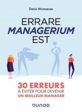 Errare managerium est - 30 erreurs à éviter pour devenir un meilleur manager