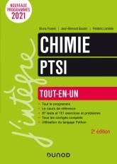 Chimie PTSI - Tout-en-un - 2e éd.