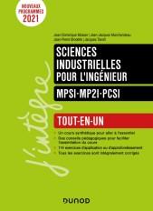 Sciences industrielles pour l'ingénieur MPSI-MP2I -PCSI