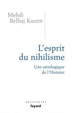 L'esprit du nihilisme