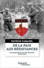 De la paix aux résistances