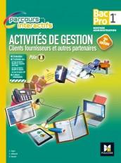 Parcours Interactifs - Activités de gestion clients fournisseurs - 1re BAC PRO GA