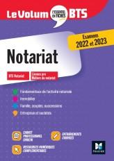 Le Volum' BTS - BTS Notariat - Révision et entraînement