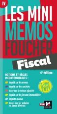 Les mini memos Foucher -  Fiscal - 4e edition - Révision