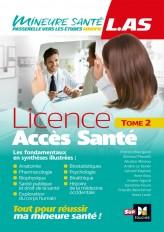 LAS - Licence Accès Santé - Tome 2