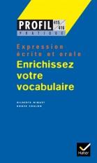 Profil Pratique - Enrichissez votre vocabulaire