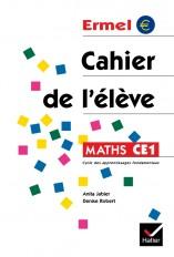Ermel - Cahier de l'élève CE1