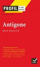 Profil - Anouilh (Jean) : Antigone