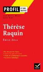 Profil - Zola (Emile) : Thérèse Raquin