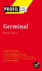 Profil - Zola (Emile) : Germinal