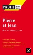 Profil - Maupassant (Guy de) : Pierre et Jean