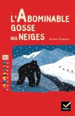 Facettes Bibliothèque CE2 - L'abominable gosse des neiges - Roman d'aventures