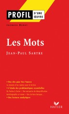 Profil - Sartre (Jean-Paul) : Les Mots