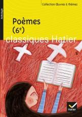 Poèmes 6e
