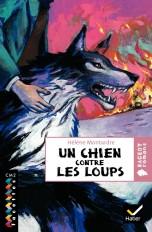 Facettes Bibliothèque CM2 - Un chien contre les loups - Roman historique