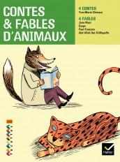 Facettes Bibliothèque CE2 - Contes et fables d'animaux - Recueil