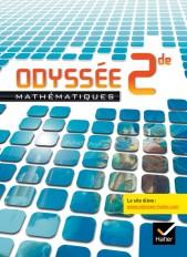 Odyssée Mathématiques 2de éd. 2010 - Manuel de l'élève