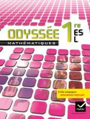 Odyssée Mathématiques 1res ES/L éd. 2011 - Manuel de l'élève